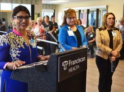 Franciscan Health Dyer Celebrates Expansion/Renovation