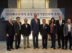 Indiana and Korea Strengthen Economic Ties