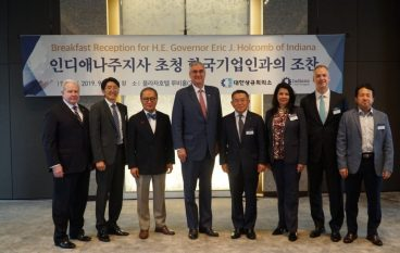 Indiana and Korea Strengthen Economic Ties