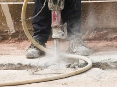 The Big Four: Construction's Health Hazards