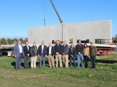 Progress Celebrated on New Valpo Shell Building