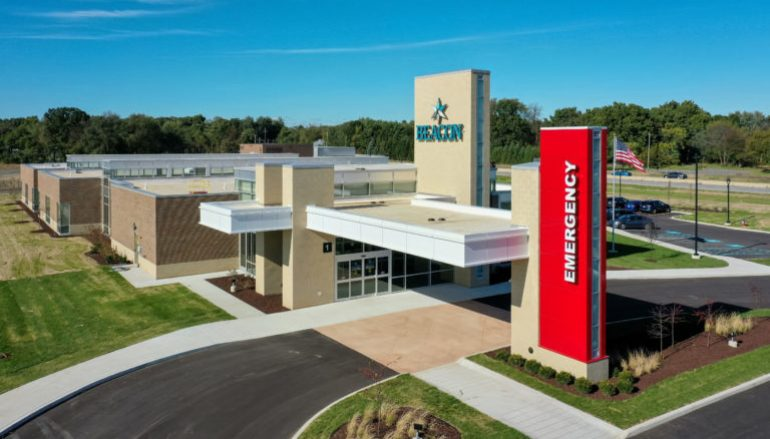 $25.8M Beacon Granger Hospital Opens