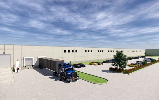 $30M Manufacturing Expansion in Michigan City