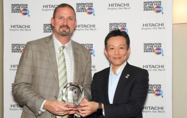 Manufacturer Wins Inspiration of the Year Global Award