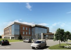 Parkview Developing New Campus