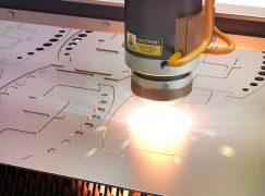 Metal Etching Company Expanding Services