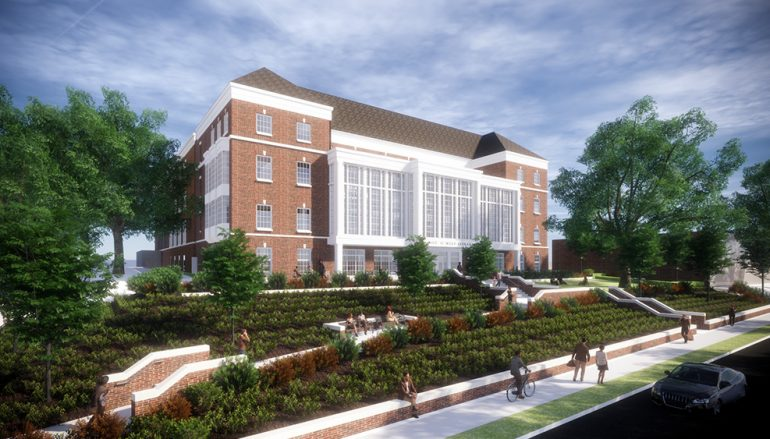 DePauw Announces $30m Library Renovation