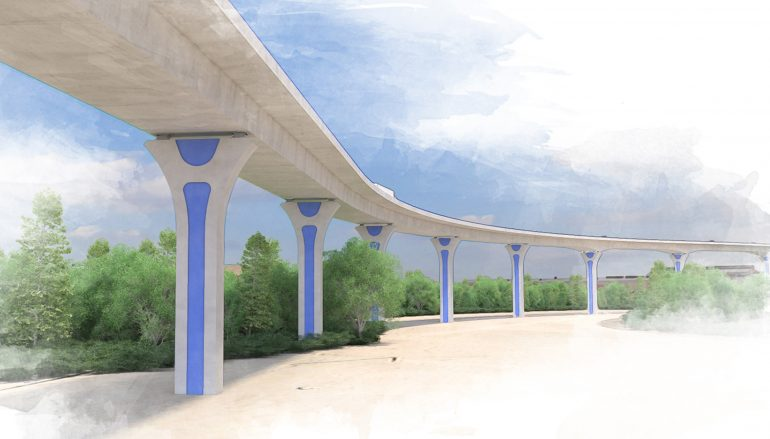 """Bridge Named """"Project of the Year"""""""