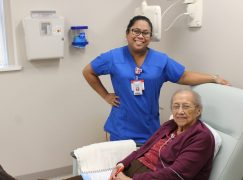 New Cancer and Infusion Center Opens at St. Catherine Hospital