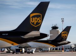 New UPS Lease at Gary Airport