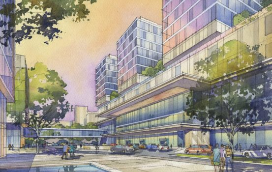 IU Health Files Plans for New Hospital