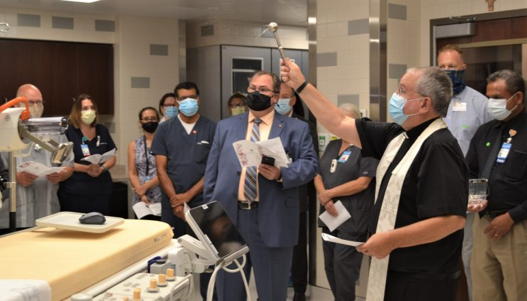 New Cath Lab Provides State-of-the-Art Heart Treatment