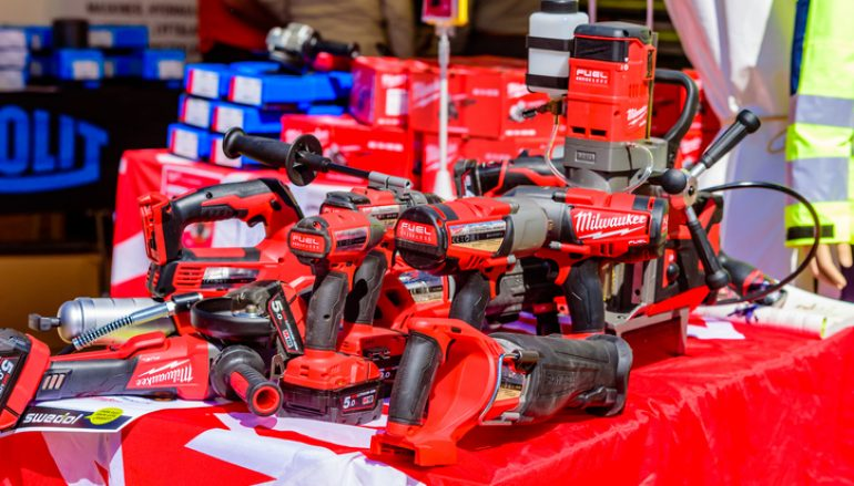 Milwaukee Tool Chooses Indiana for 450+ New Jobs