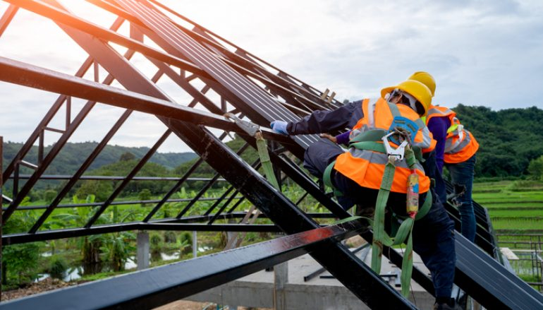 How does the future look for construction firms like yours?