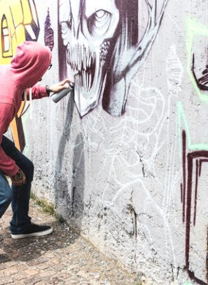 Defaced: What Are the Most Likely Forms of Vandalism?