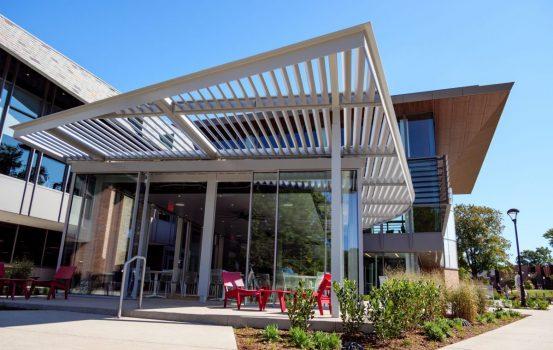 Rose-Hulman Pi-Vilion Wins Statewide Architecture Award